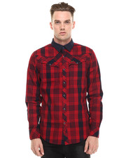 Shirts - Tailor A L/S Polar Check Shirt