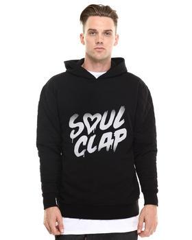 Men - Soul Clap Hoodie