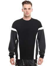 Sweatshirts - Contrast Sweatshirt