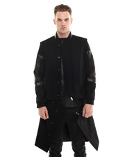 Jackets & Coats - Convertable Moto / Overcoat