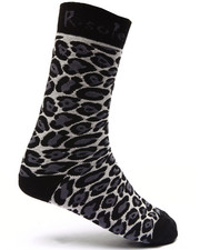 Buyers Picks - Leopard Print Socks