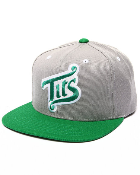 T.I.T.S. Green Clothing Accessories
