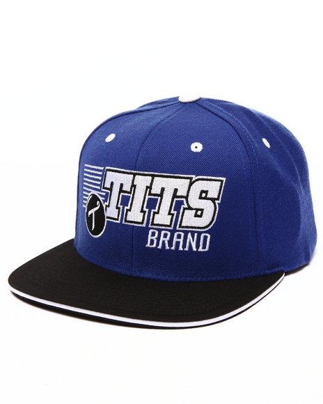 T.I.T.S. Blue Snapback
