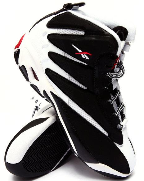 Reebok - Men Black,White The Blast Sneakers