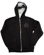 Akademiks - FLEECE FULL ZIP HOODY (8-20)