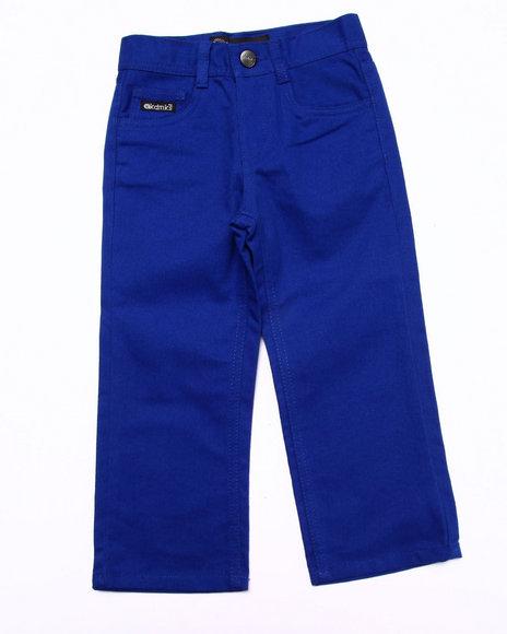 Akademiks - Boys Blue Raw Jeans (4-7)