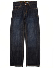 Bottoms - FLAP POCKET JEANS  (8-20)