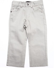 Bottoms - SIGNATURE FAN BACK JEANS (2T-4T)