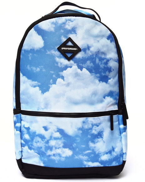 Sprayground Blue Backpacks