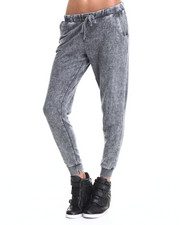 Sweatpants - Acid Wash Americana Jogger