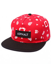 The Skate Shop - Paisley Oblong Snapback Cap