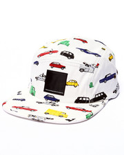 Men - AUTOBAHN 5 - PANEL Hat