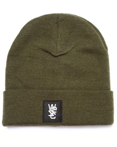 Wesc Men Pancho Basic Skullie Olive