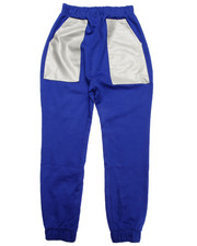 Akademiks - FLEECE JOGGERS W/ PU TRIM (8-20)