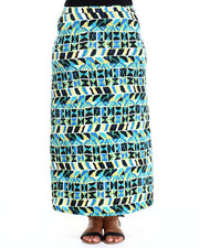 Dresses - Cooling Off Maxi Skirt (plus)