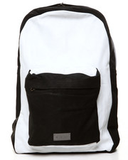 Bags - Crosstown B/W Leather Packpack