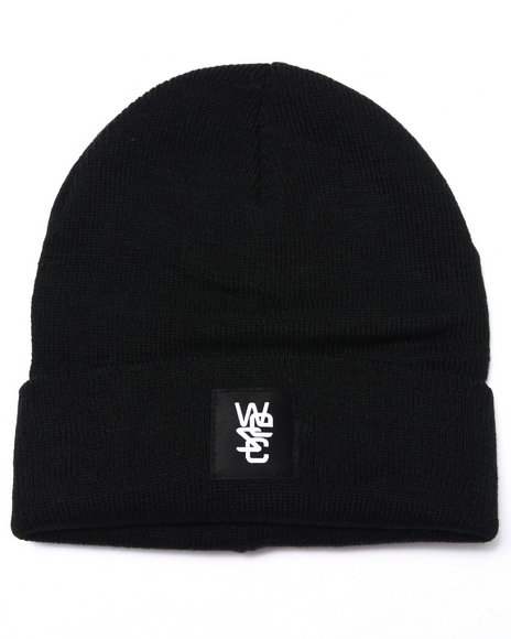 Wesc Men Pancho Basic Skullie Black