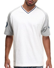 Men - Clinton Hill V-Neck Jersey Tee