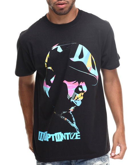 Buyers Picks - Men Black Hyptontize S/S Tee