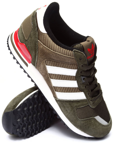 Adidas - Men Green Zx 700 Sneakers