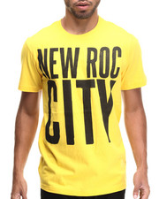 Men - New Roc Flip Tee