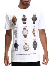 Men - Watch Alert Tee