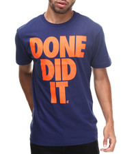 Men - Done Did It Tee