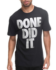 Shirts - Done Did It Tee