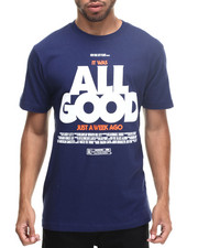 Men - All Good Tee