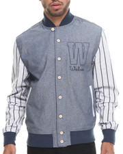 Men - Wolfpack Chambray Jacket