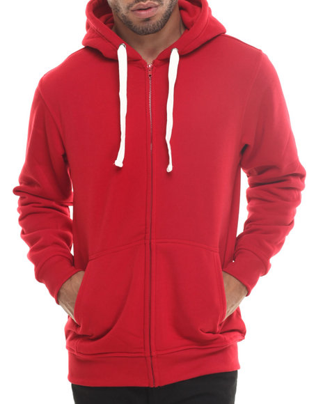 lt fleece full zip hoody