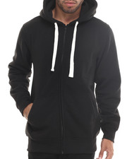 Buyers Picks - Lt Fleece Full zip Hoody