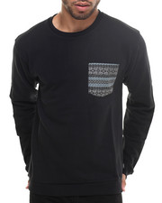 Sweatshirts & Sweaters - SWETHNIK Pocket Crewneck Sweater