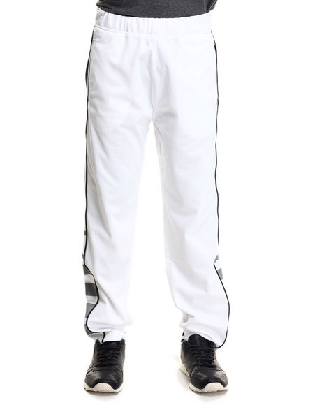 Rocawear - Men White Streets Track Pants