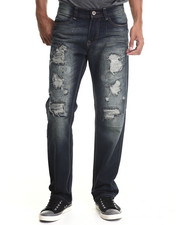 Buyers Picks - Premium washed rip detail Denim Jeans