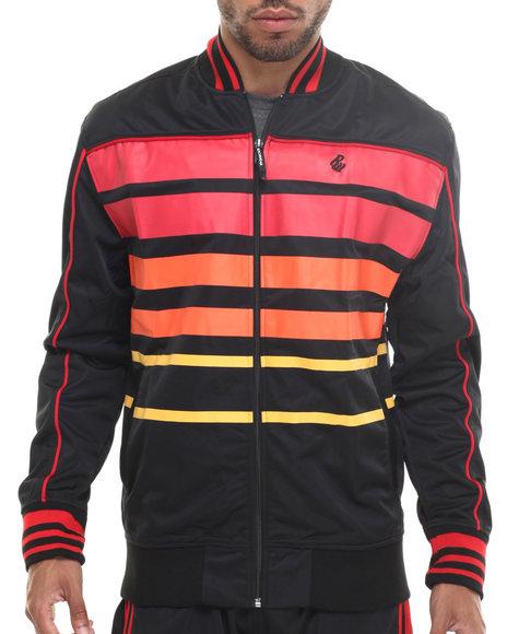 Rocawear - Men Black Streets Track Jacket