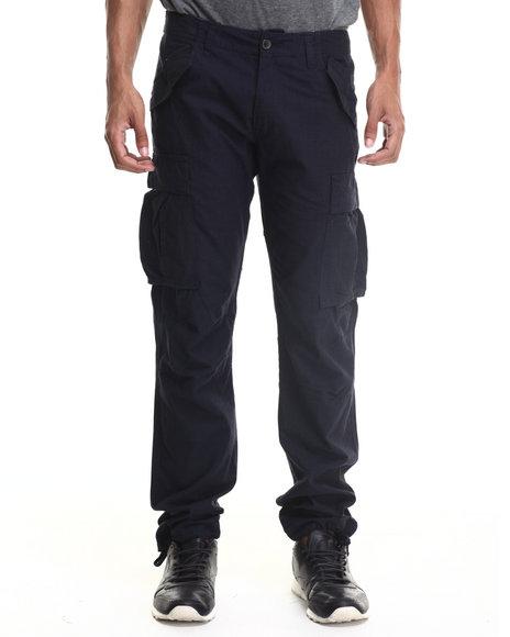 Rocawear - Men Indigo Trooper 3 Cargo Pants