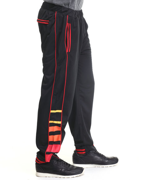 Rocawear - Men Black Streets Track Pants