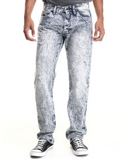 Rocawear - Striped Straight Fit Jeans