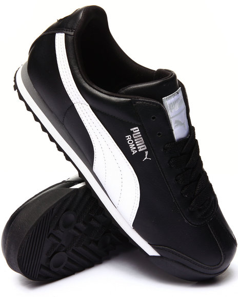 Black Sneakers Men