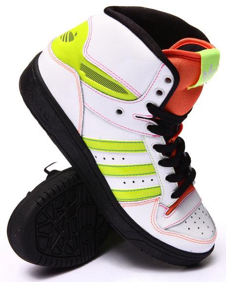 Adidas - Women White M Attitude W Sneakers