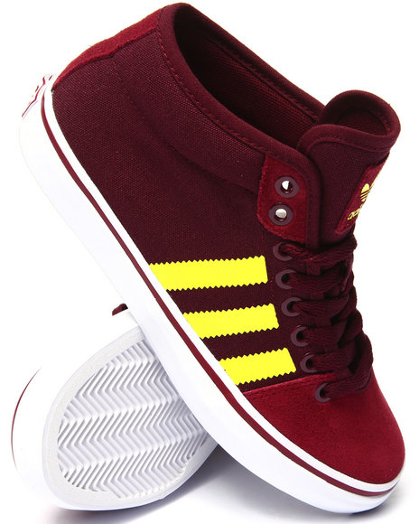 Ur-ID 185475 Adidas - Women Maroon Adria Mid W Sneakers