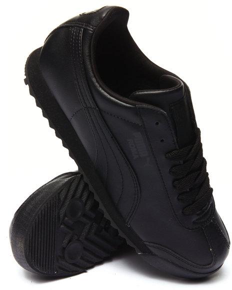 Puma - Women Black Roma Basic Wns Sneakers