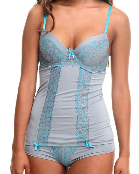 Drj Lingerie Shoppe Grey Sets