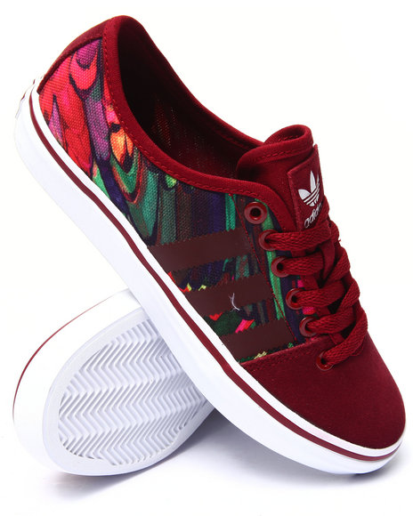 Adidas - Women Red Adria Lo W Sneakers