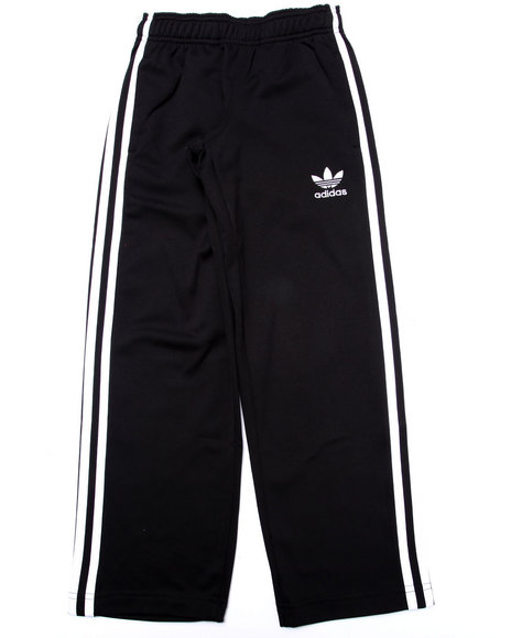 Adidas Boys Junior Superstar Track Pants Black XLarge