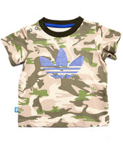 Sizes 2T-4T - Toddler - Camo Tee (3M - 4T)