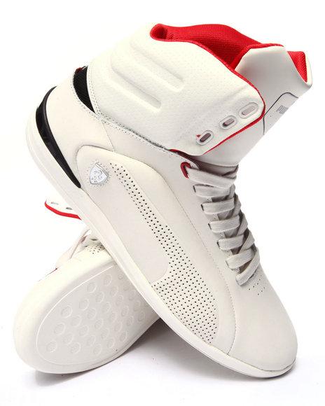 Puma - Men Grey Gigante Mid Sf La Ferrari Sneakers