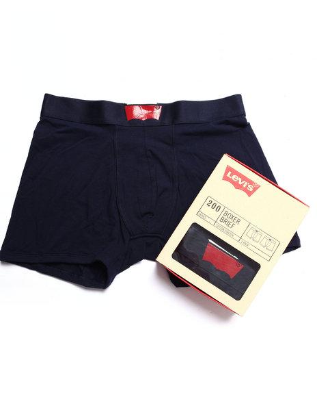 Levi's - Men Navy 2-Pack Boxer Briefs