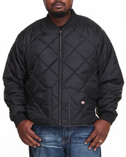 Dickies - Quilted Nylon Jacket (B&T)